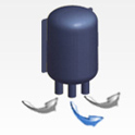 Gas Water Separators